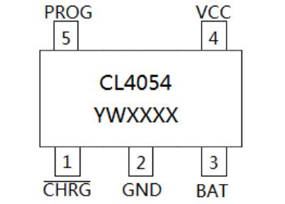 江苏充电器电源IC-CL4054