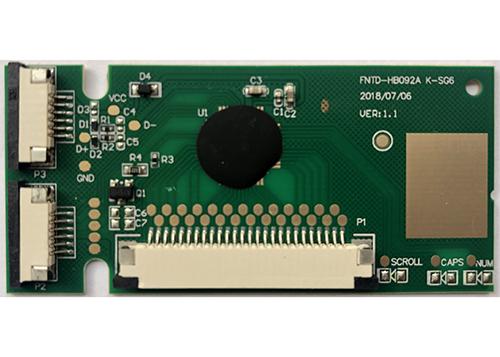 低速USB芯片FNTD-HB092A K-SG6