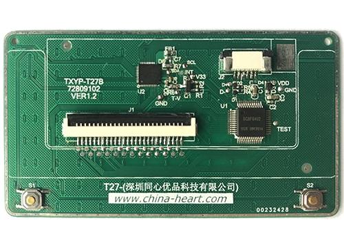 TXYP-T27B键盘+触摸板 芯片