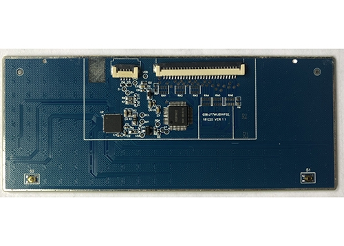 江苏038-JXXWUSWF0X键盘+触摸板 芯片