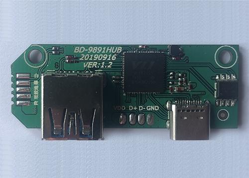 BD-9891HUB芯片