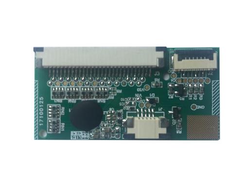 038-JXWFXX USB芯片 键盘板