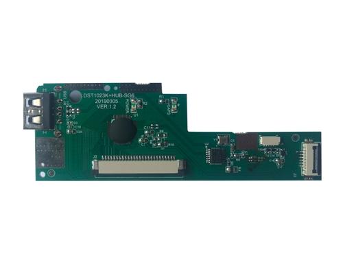 DST1023K+HUB-SG6低速USB芯片