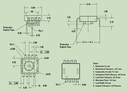 MX8650A芯片