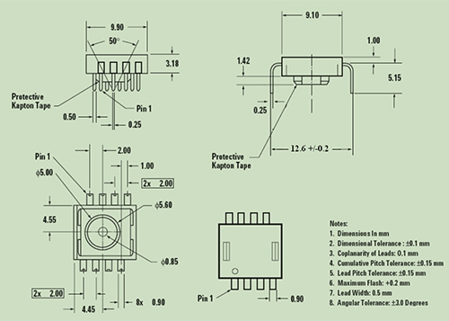 MX8735芯片  SPEC V1.0