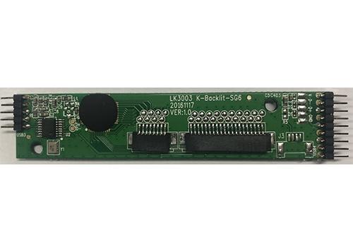 USB芯片LK3003 K-Backlit-SG6